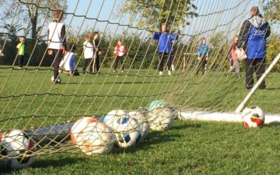 V.V. Ophemert organiseert de Voetbalschool Ophemert