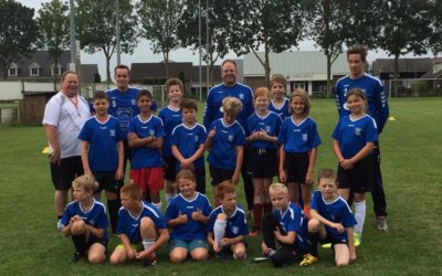 V.V. Ophemert organiseert de Voetbalschool Ophemert 2020